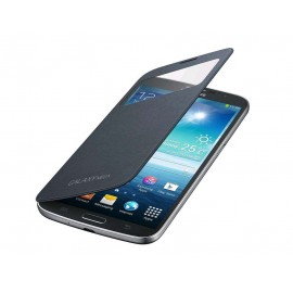 Galaxy MEGA 6.3 (I9200)  - Smart - Чехол (Black S View Cover!) ORIGINAL (EF-CI920BBEGWW)
